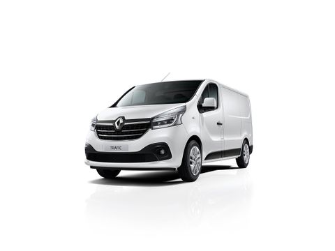 Renault Trafic dCi 120 L2H1 6,0m3 Navi Edition