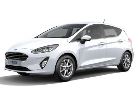 Ford Fiesta leasing