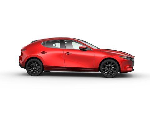 Mazda Madza3 leasing