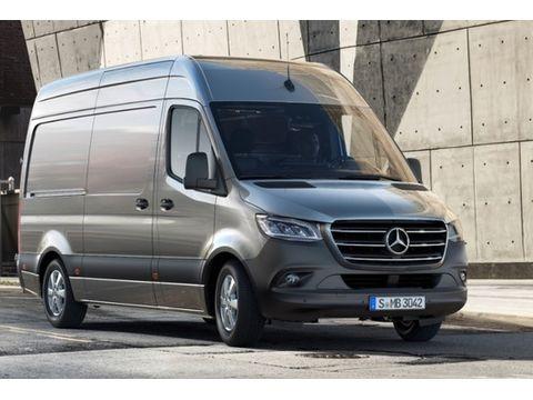 Mercedes-Benz Sprinter leasing