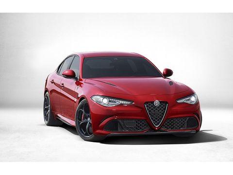 Alfa Romeo Giulia leasing